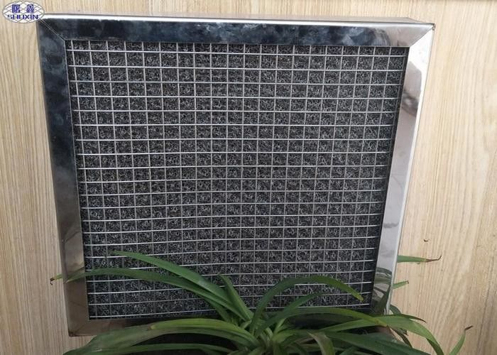 High Efficiency Dust Filter Sheet Stainless Steel Welded 5-600 Meshes